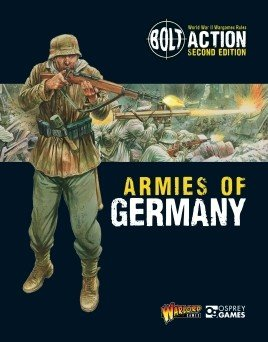 Bolt Action: Armies of Germany. (v.2)