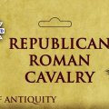 Photo of Republican Roman Cavalry (VXA034)