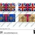 Photo of British 3rd Division Infantry Flags (Sheet 1 of 5) (BRC009 )