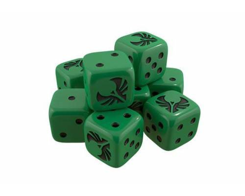 Romulan Dice Set