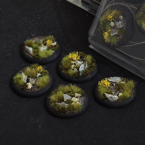 Highland Bases RoundLip 40mm (x5)