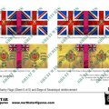 Photo of British 3rd Division Infantry Flags (Sheet 5 of 5) and Siege of Sevastopol reinforcement (BRC013)