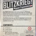 Photo of Blitzkrieg! Nippon Expansion Pack (BLZ002)