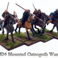 Photo of Mounted Ostrogoth Warriors (8) (SGH04)